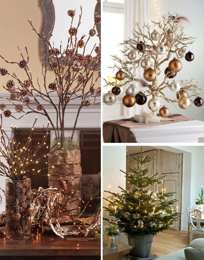 Árvores de Natal 9 ideias incríveis para voc u00ea se inspirar! -> Como Decorar Uma Arvore De Natal Simples E Bonita