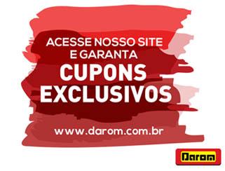 Acesse o site da Darom